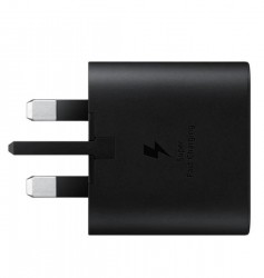 Samsung 25W Travel Adapter with Type-C Cable Black