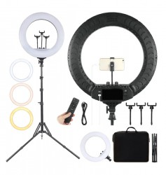 RL-18, Selfie Ring light and Photographic lamp - 18 inch