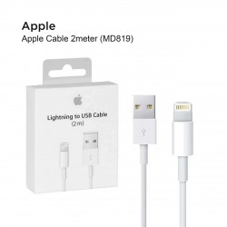 Apple Lightning To USB Cable 2m MD819