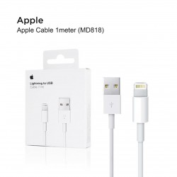 Apple MD818 Lightning Cable 1m