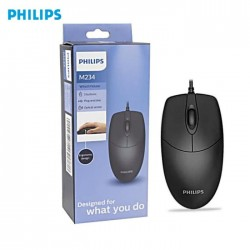 Philips Wired Mouse - M234