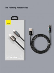 Baseus Display Fast Charging Data Cable USB to Type-C 40w