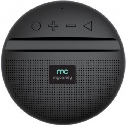 Mycandy Bluetooth Speaker Black with Mobile Stand